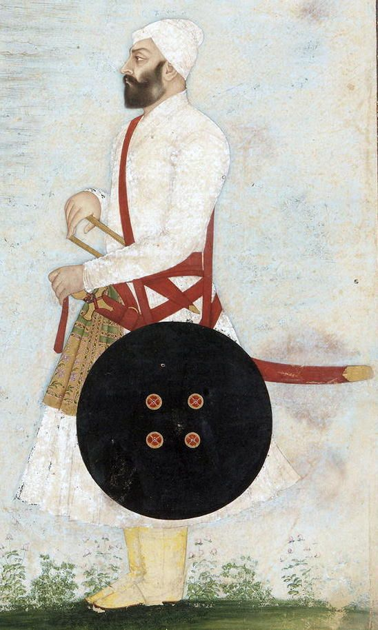 Dalayer Khan fought endlessly in the Deccan against the Marathas