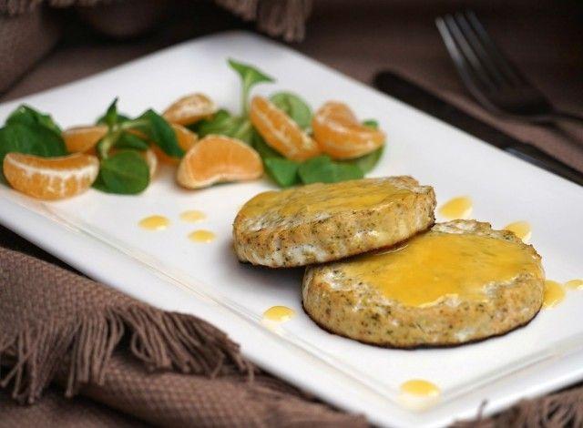 Denny Chef Blog: Burger di salmone al mandarino
