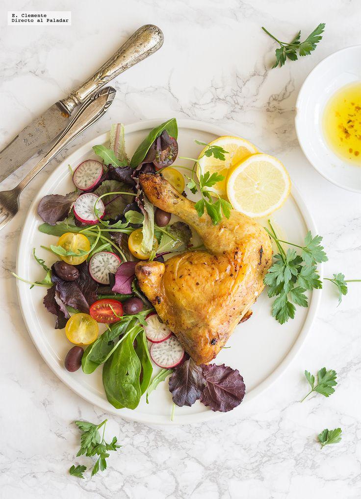 Una buena receta de muslos de pollo al horno puede hacernos nuestro menú de diario mucho más sencillo. La carne de pollo es económica y siempre ...