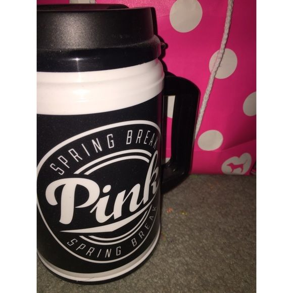 Pink nation cup Perfect condition , never used . Price tag still on it PINK Victoria's Secret Other
