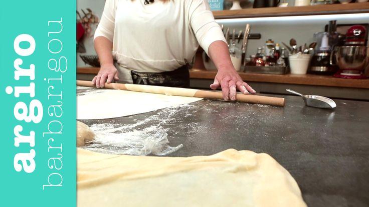 σπιτικο χωριάτικο φύλλο για πίτα βασικη συνταγη σπιτικες πιτες αργυρώ μπαρμπαριγου argyro argiro argirobarbarigou keep cooking keepcooking