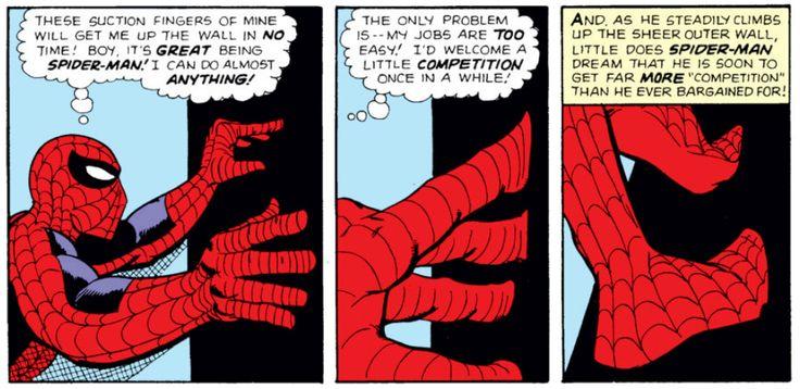 Steve Ditko, Amazing Spider-Man #3