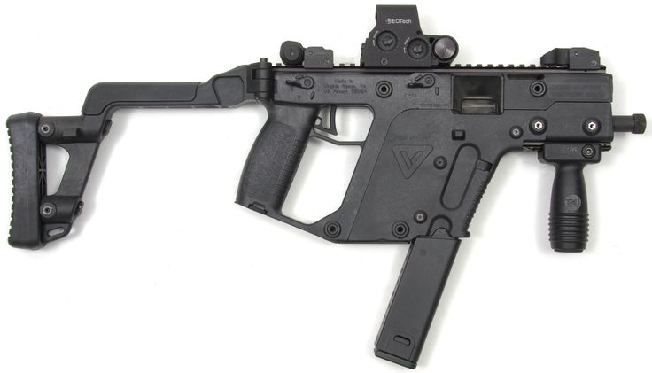 The tdi vector series are a family of weapons developed by kriss
