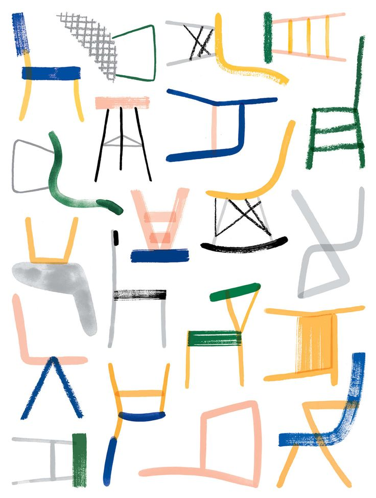 Fiera #2 Do you need another chair? - Charlotte Trounce