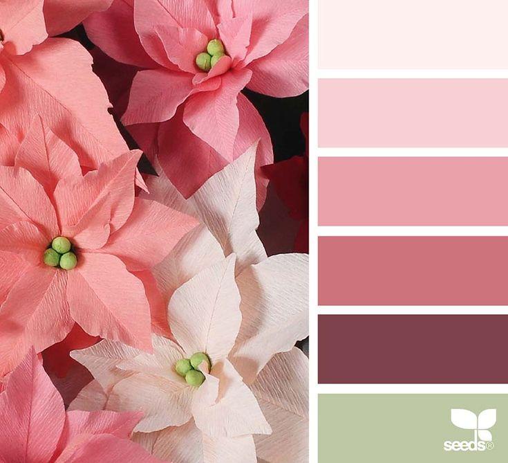 palette colori matrimonio rosa antico. wedding color palette pink. Vuoi vedere altre palette rosa antico? Vai su www.trilliegingilli.com