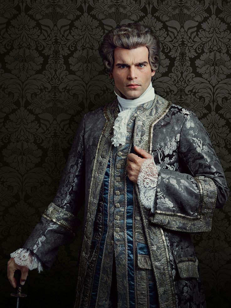Outlander - © Starz Entertainment, saison 2 - Stanley Weber