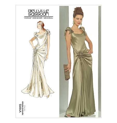 17 Best images about Sewing Patterns - Evening Dresses on ...