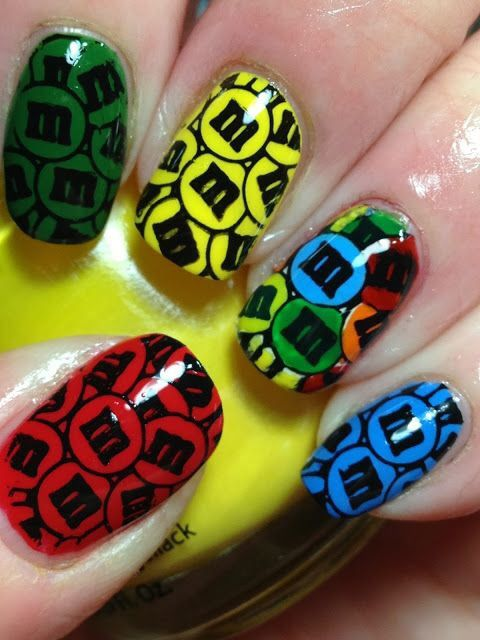 91 best Nails images on Pinterest | Diseños artísticos en uñas, Uña ...