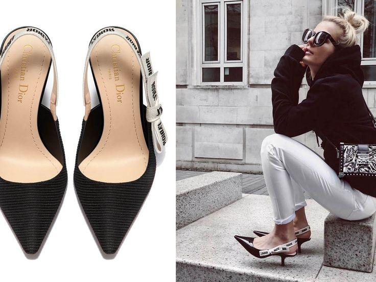 Modefrauen lieben jetzt diese Dior-Schuhe