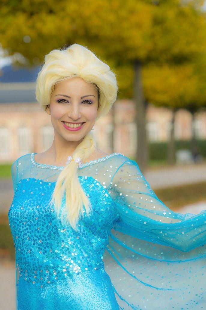 Sie wünschen sich eine echte Märchenprinzessin als Überraschung auf Ihrer Feier?