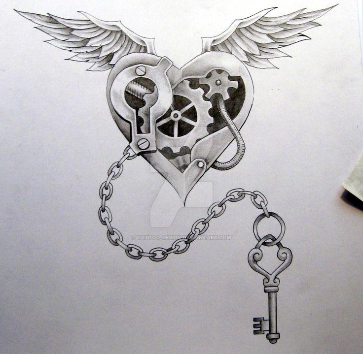 Tattoo Designs Uk: 78 Best Ideas About Heart Tattoo Designs On Pinterest