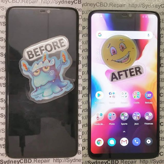 Pin by Sydney CBD Repair Centre on Before / After Phone