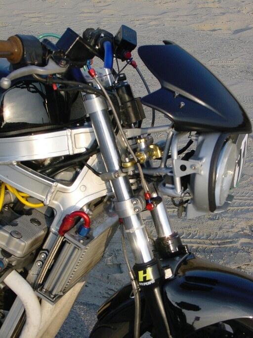 Paul funk design gsxr1100 fighter