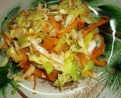 Jamaican  Steamed  Cabbage  and Carrot   Made this for dinner it was so good,will make again!