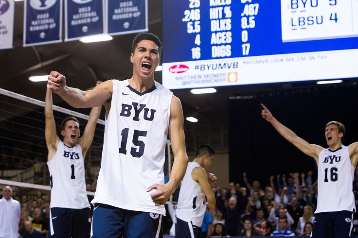 No. 3 BYU takes down UCSB in last conference matches
