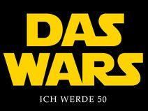 Einladung zum 50. Geburtstag: STAR WARS - DAS WARS