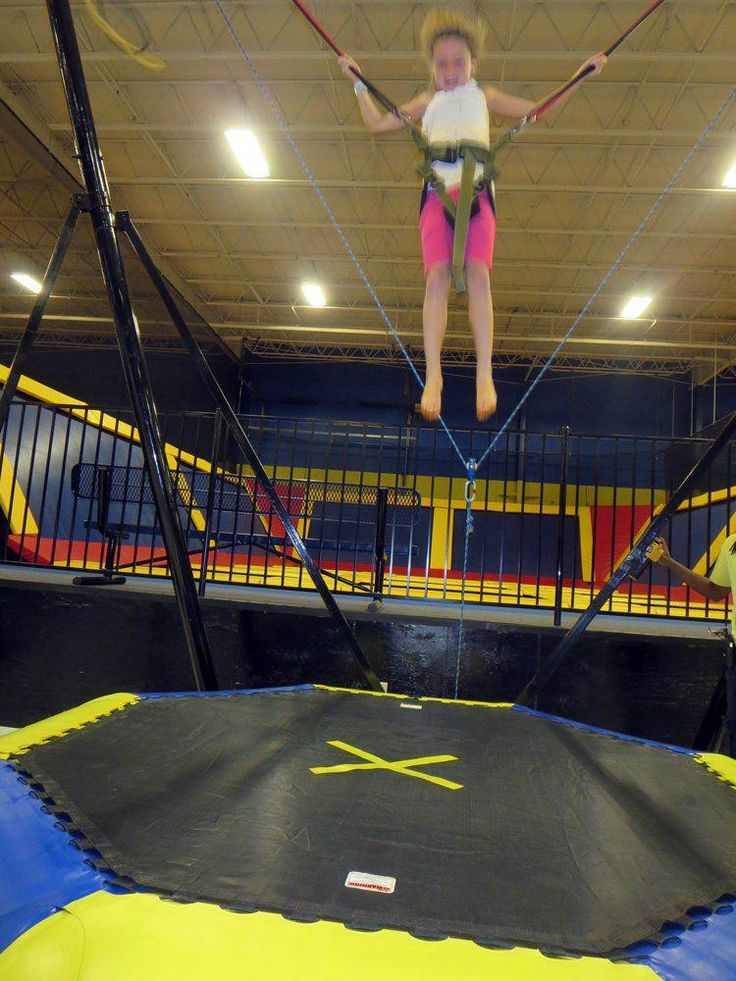 Sky High Sports Nashville The Best Indoor Trampoline Park
