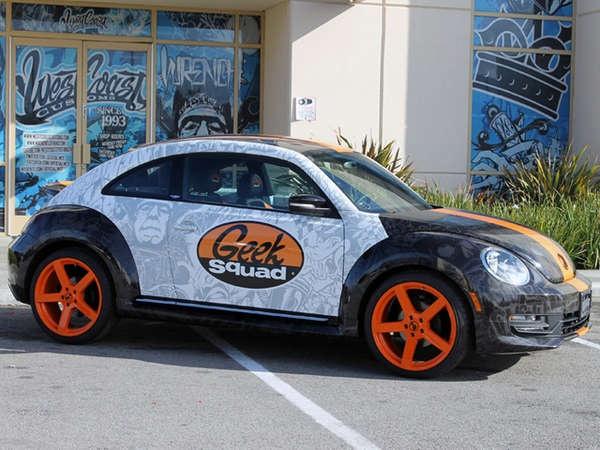 Geek Squad #Beetles #cars