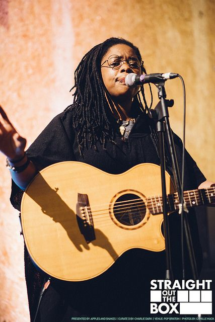 SPEECH DEBELLE – Straight Out The Box. applesandsnakes.org   Photo credit: Camille Mack