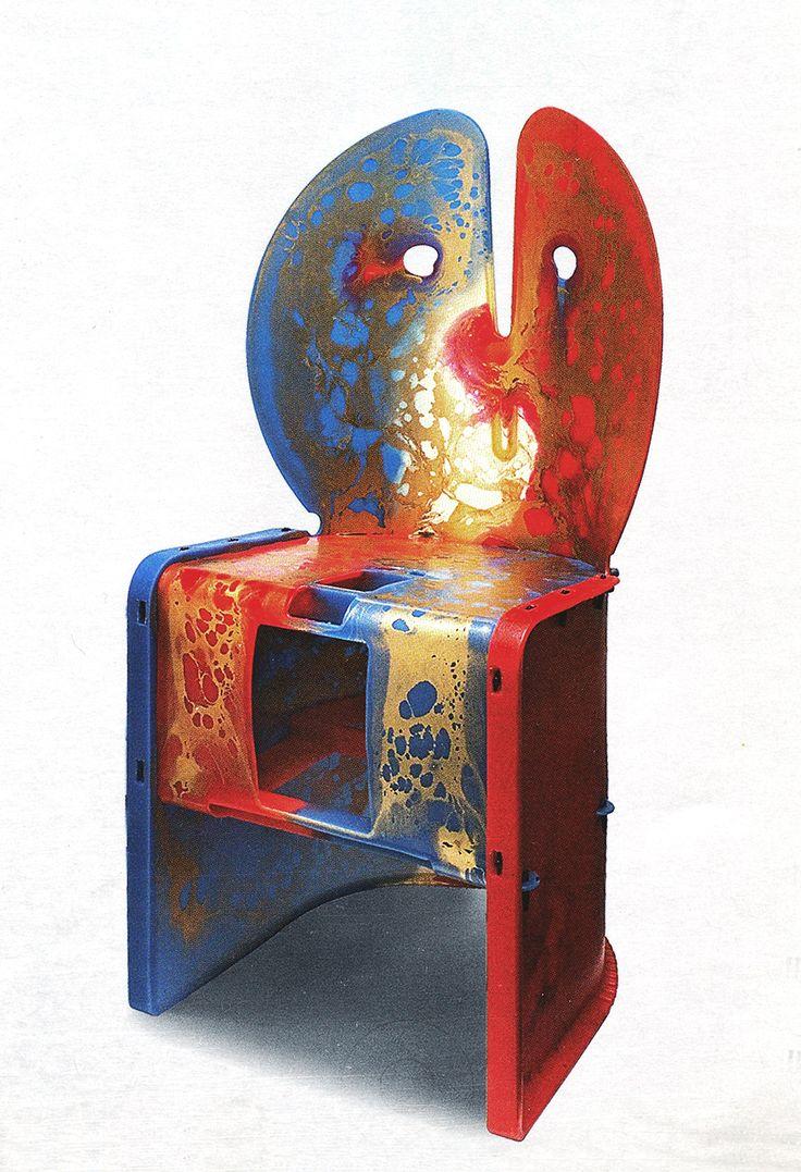 Gaetano Pesce, Nobodyu0027s Chair