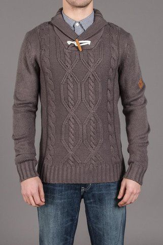 Shawl Collar Sweater / by Bellfield