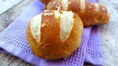 Laugenbrot - panini pretzel
