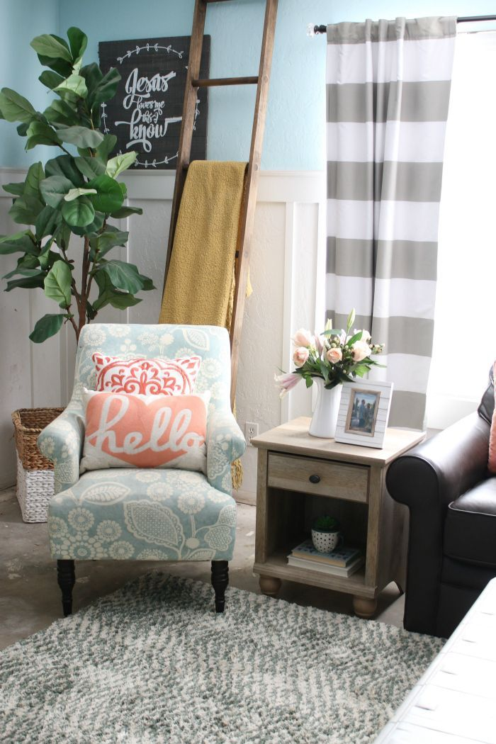 25 best ideas about farmhouse family rooms on pinterest - Cute ideas to decorate your living room ...