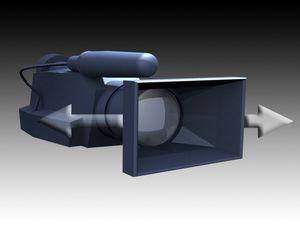 Movimientos de cámara utilizados en el lenguaje narrativo audiovisual: Movimiento de Dolly: Truck (Desplazamiento lateral)