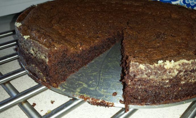Nádherně vláčné, čokoládové Brownies