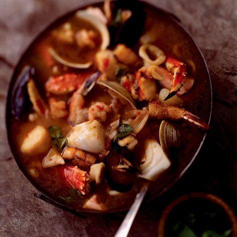 Chef G. Garvin   Seafood Bouillabaisse