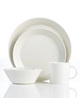 Iittala Dinnerware, Teema White Collection