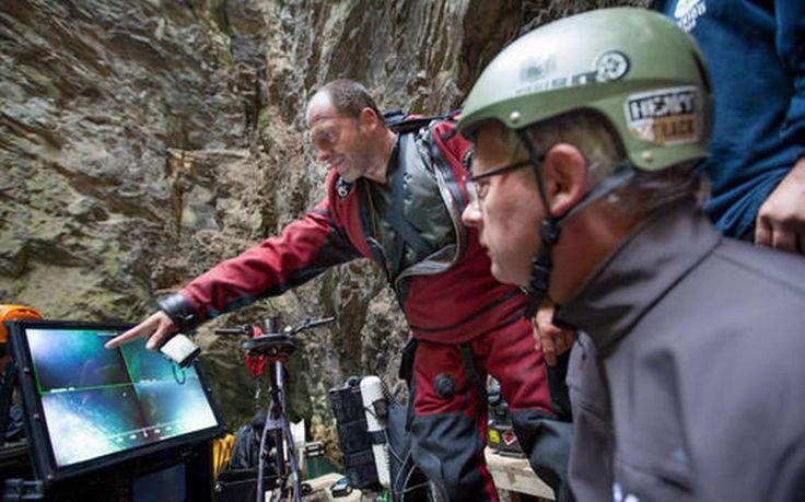 Polish explorer says he found deepest underwater cave - Myrtle Beach Sun News