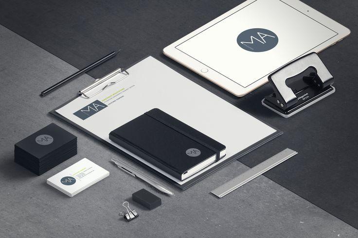 Logo design - Brand identity - Σχεδιασμός λογοτύπου - Εταιρική ταυτότητα