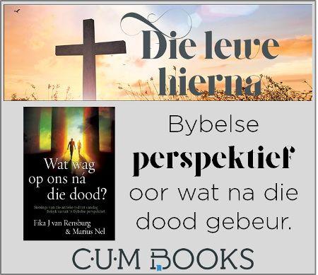 Die dood sal altyd 'n onderwerp vol vraagtekens wees, maar jy kan troos vind in die waarhede wat die Bybel nou reeds vir jou gee.