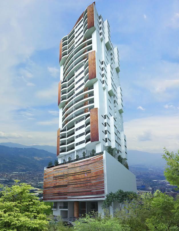 Las torres tienen 32 pisos de altura,   cuartos útiles, parqueaderos privados y de visitantes dos ascensores.