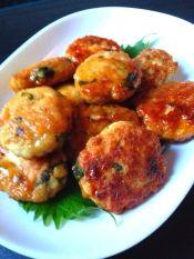 水切りなし♡豆腐でボリューム♡ふわふわ鶏つくね レシピ・作り方 by mino(・´`●)|楽天レシピ