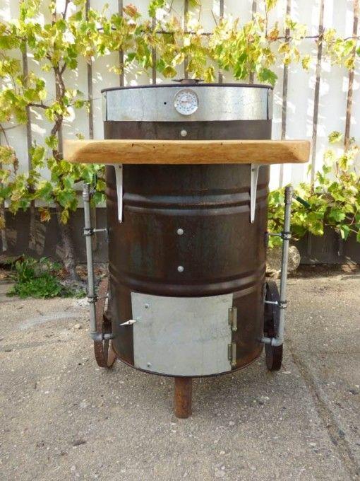 Die Ugly Drum Smoker – Der UDS | pimp my bauernhof
