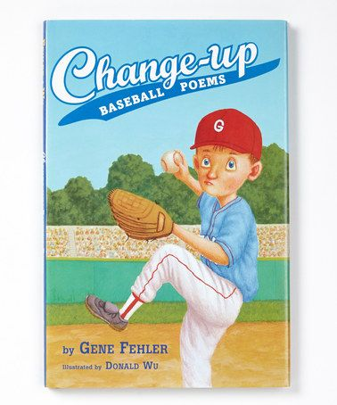 Take a look at this Change-Up: Baseball Poems Hardcover by Nationwide on #zulily today!
