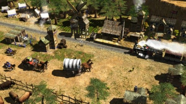 Age of Empires III Game Screenshots