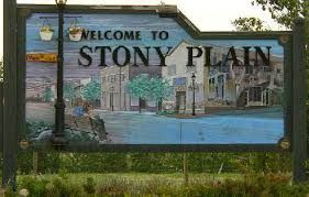 WELCOME TO STONY PLAIN!