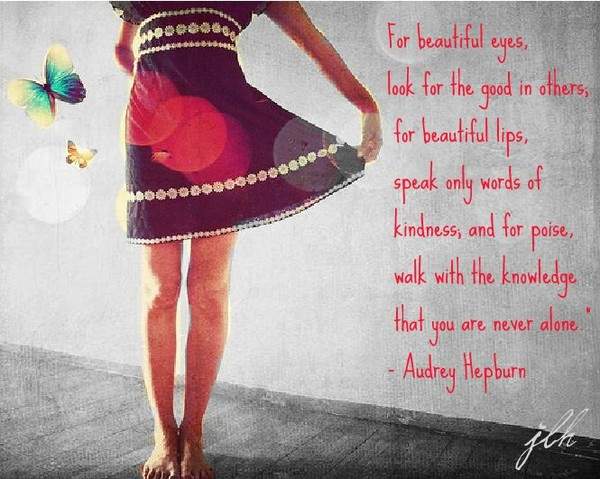 WOW! An amazing new weight loss product sponsored by Pinterest! It worked for me and I didnt even change my diet! Here is where I got it from cutsix.com - Audrey Hepburn quote
