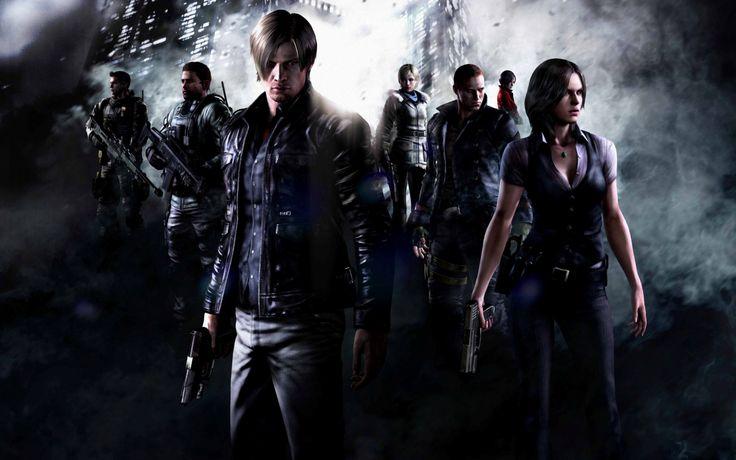 Resident Evil 6 Wallpaper High Definition #fLI
