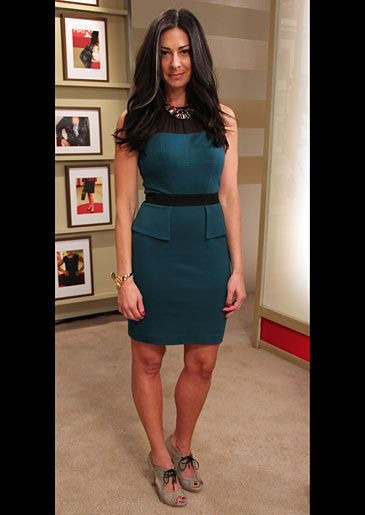 Dear Stacy London,   I want your closet.