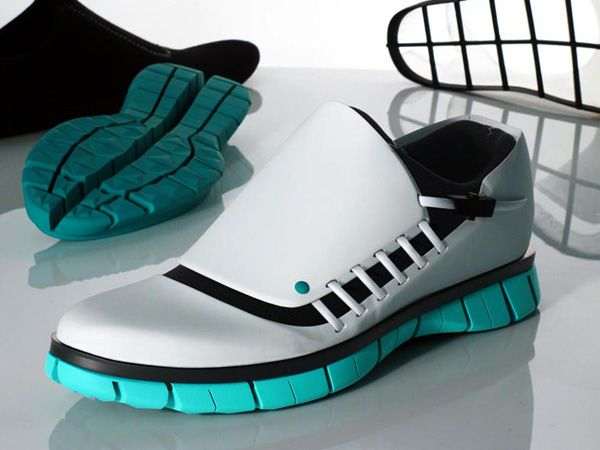 What Materials Is A Running Shoe Made Out Of
