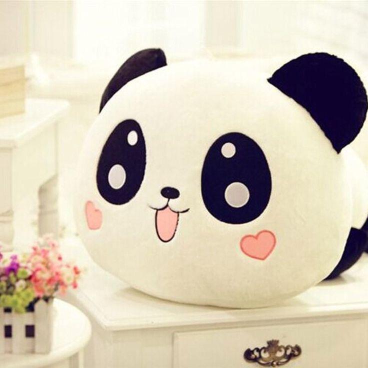 Новые Милые Плюшевые Куклы Игрушки Мягкие Животных Panda Подушка Качества Валик Подарок 20