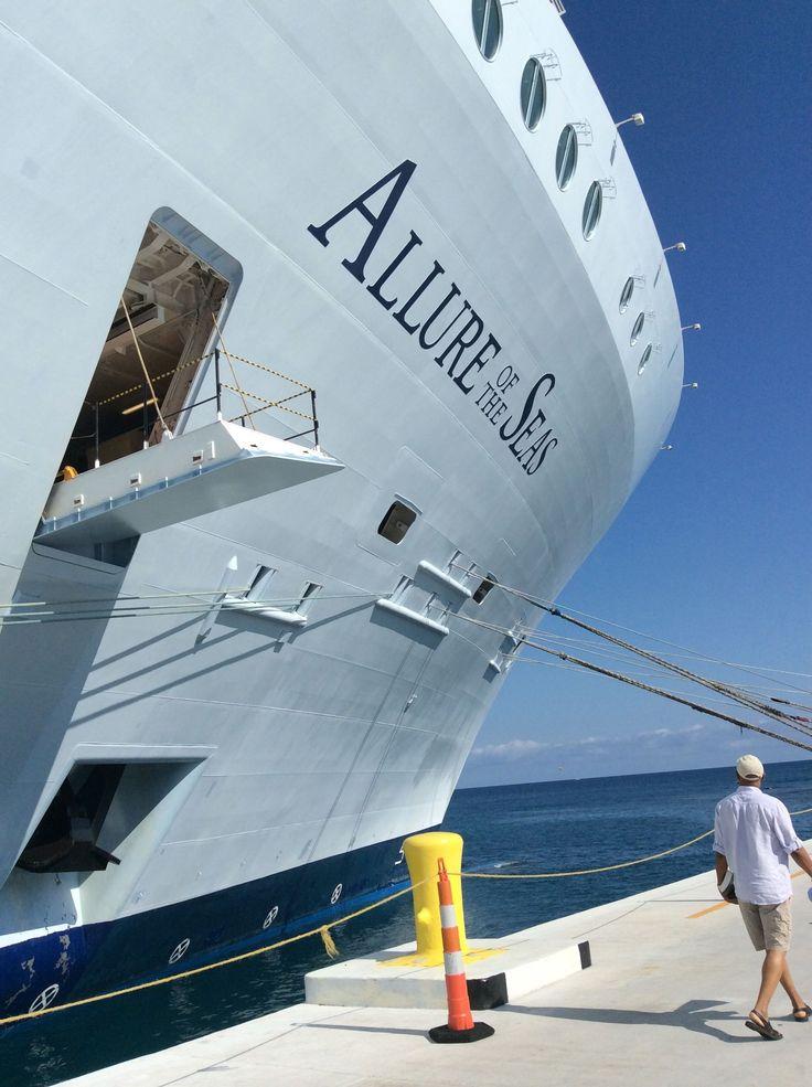 Allure of the Seas (Miami & Karibia 2014)