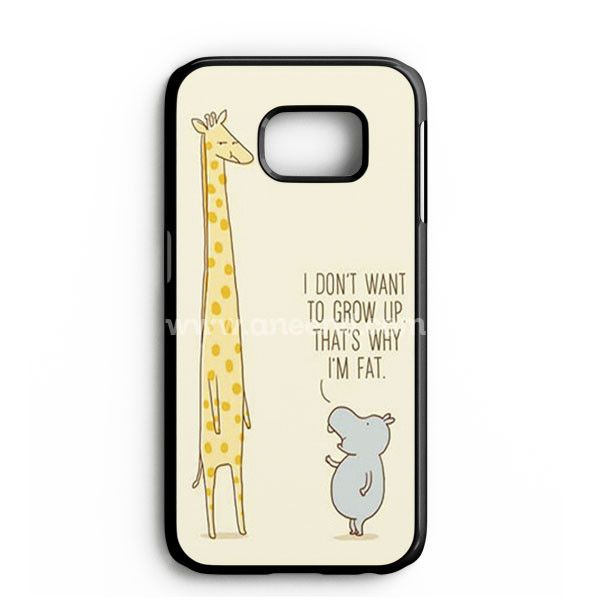 I Don'T Want To Grow Up Samsung Galaxy Note 7 Case | aneend