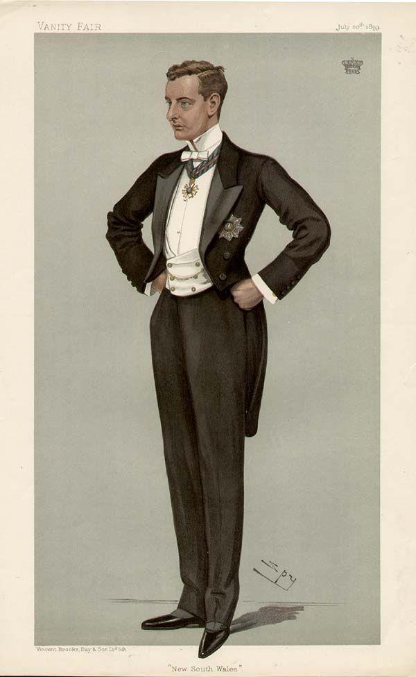 Beauchamp7 - William Lygon, 7th Earl Beauchamp - Wikipedia, the free encyclopedia