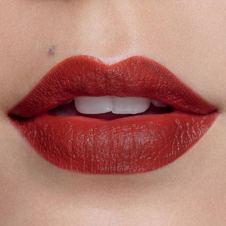 The Mojave Matte = festival ready AF. Try it, give it your own twist and tag us! Designed by #MACSeniorArtist @melissagibsonmua using Lip Pencil in Mahogany with Lipstick in Chili. Shop via link in bio!  #MACShop #MACMatte #MACLipsLipsLips #MyArtistCommunityCanada @MACCosmeticsCanada