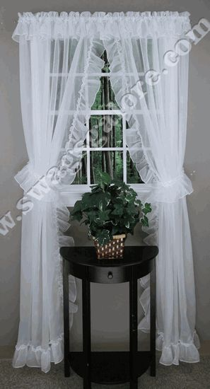 1000 ideas about priscilla curtains on pinterest